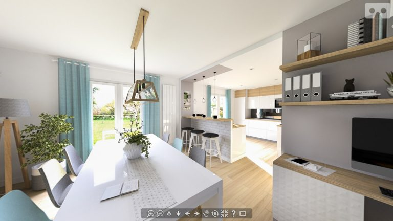 Home Staging Virtuel à Draveil, Essonne