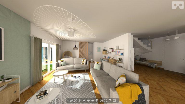 Visite Virtuelle pour une Maison en Construction à Trets, Bouches-du-Rhône