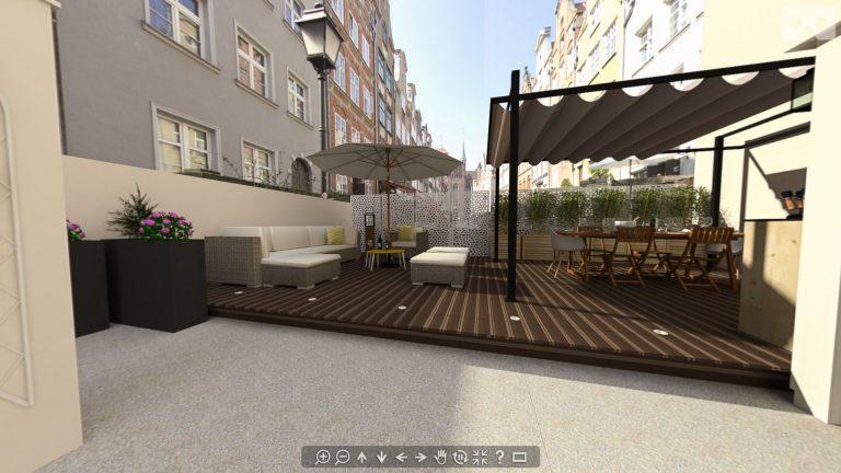 Rénovation d'une terrasse à Paris, 15ème arrondissement