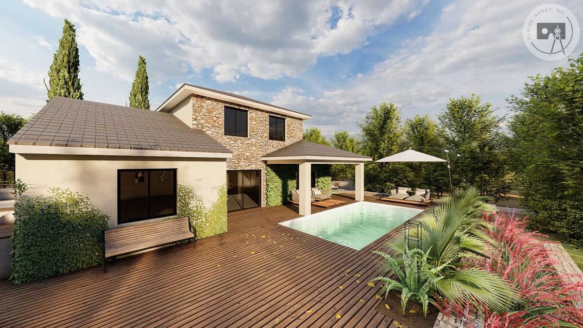 Maison_Vue piscine LOGO 72ppp